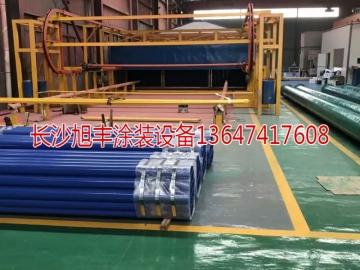 管件粉末喷涂系统